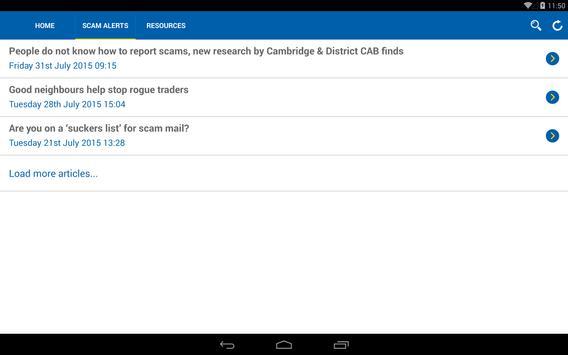 Anti-Scam Alert screenshot 5