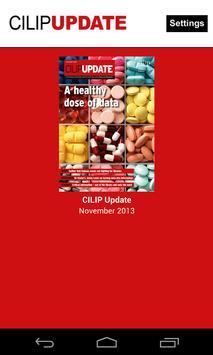 CILIP Update poster