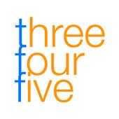 threefourfive icon
