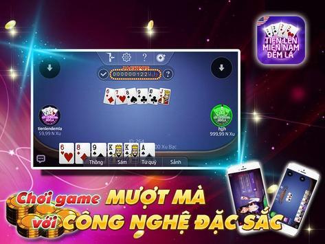 Tien Len Mien Nam Dem La screenshot 3