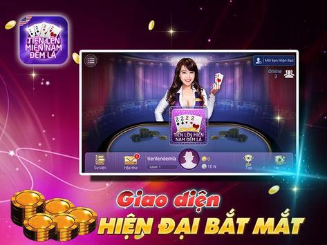 Tien Len Mien Nam Dem La screenshot 1