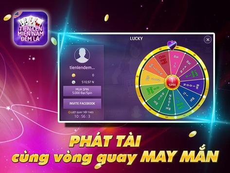 Tien Len Mien Nam Dem La screenshot 5