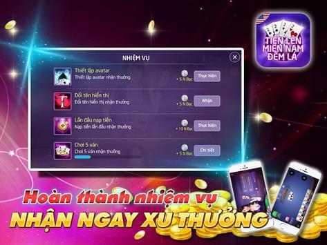 Tien Len Mien Nam Dem La screenshot 6