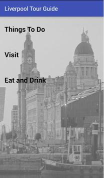 Liverpool Tour Guide poster