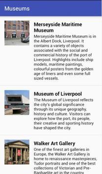 Liverpool Tour Guide screenshot 3
