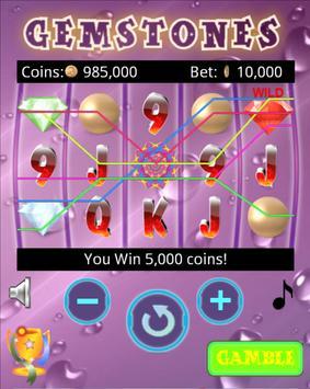 Gemstones Slots apk screenshot
