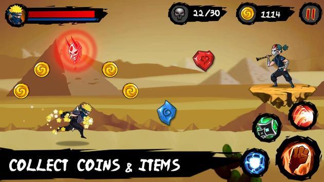 Ninja Runner Adventure screenshot 5