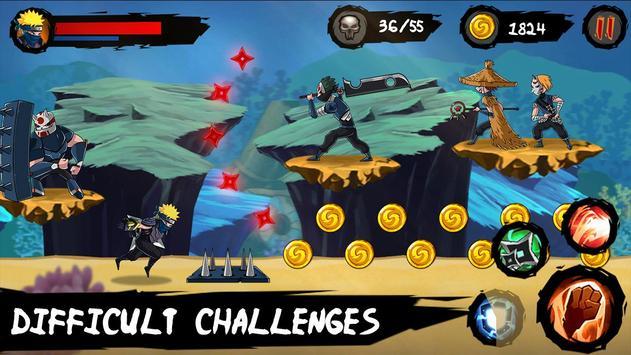 Ninja Runner Adventure screenshot 7