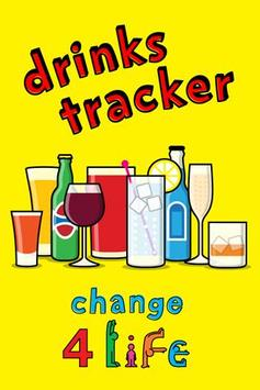 Change4Life drinks tracker poster