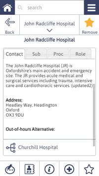 Hospital in Hand apk screenshot