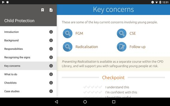 TDET Library apk screenshot