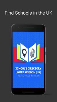 UK School Directory poster