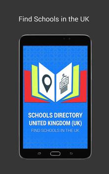 UK School Directory apk screenshot