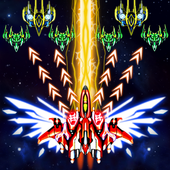 Galaxy Shooter - rad space shooter icon