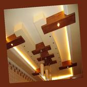 New Gypsum Ceiling Design icon
