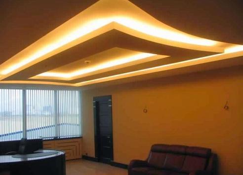 New Gypsum Ceiling Design screenshot 1