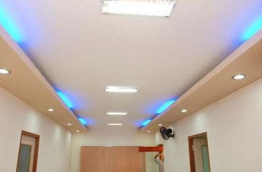 New Gypsum Ceiling Design screenshot 8
