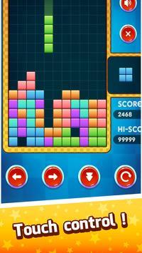 Brick Puzzle Claasic 2018 poster