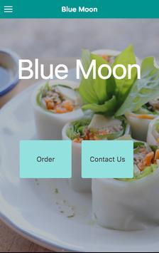 Blue Moon Restaurant poster