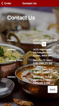 K2 Indian Restaurant screenshot 2