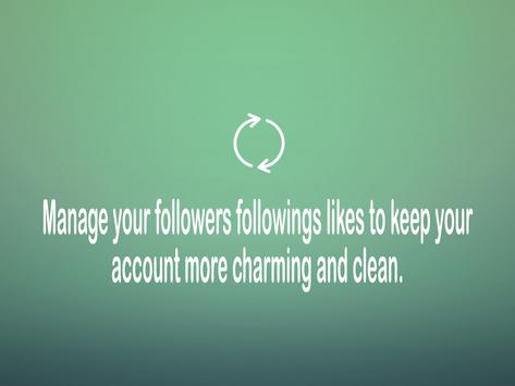 Royal Followers for Instagram poster