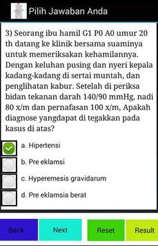 UKOM Bidan -  Kehamilan screenshot 2