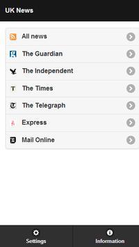 UK News. Latest UK News apk screenshot