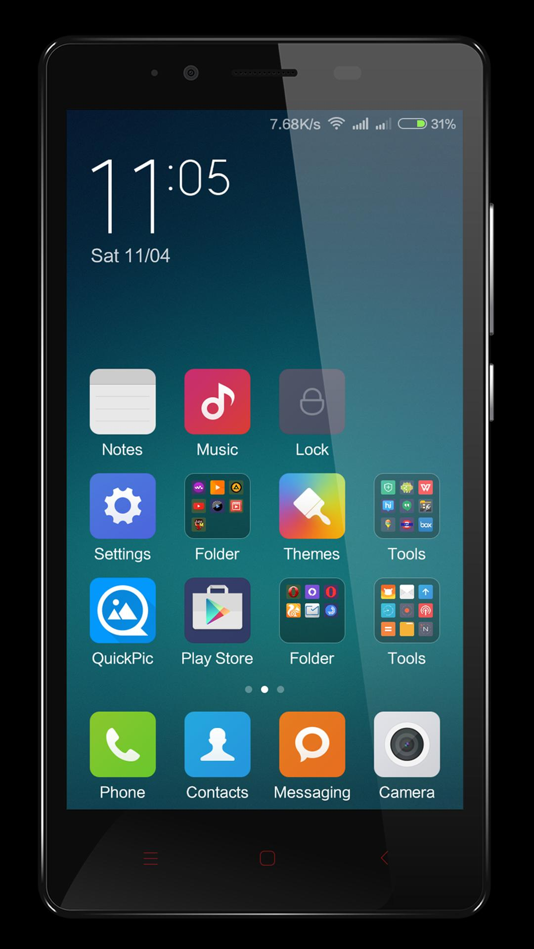 Launcher Theme - Redmi Note 5 Pro 2018 for Android - APK Download