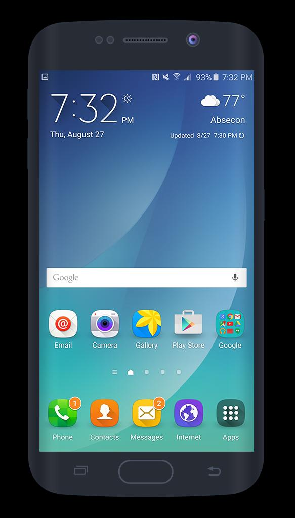 S7 Galaxy Launcher and Theme - New Launcher 2018 for Android - APK