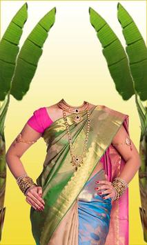 Wedding Saree Photo Suit apk screenshot