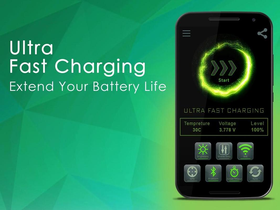 Ultra Battery Saver APK Download