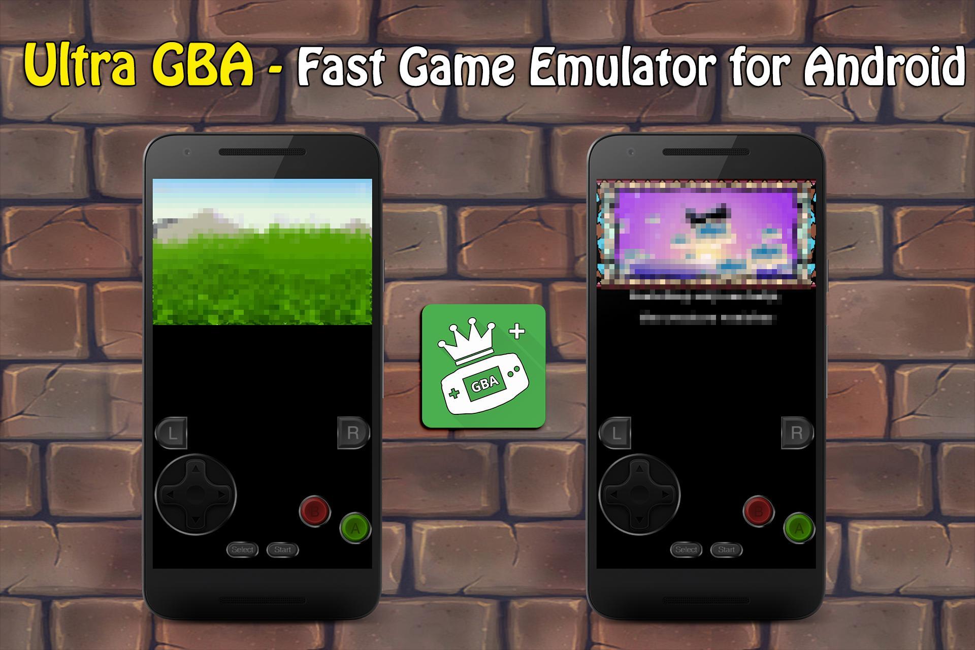 UltraGBA ( GBA Emulator ) para Android - APK Baixar