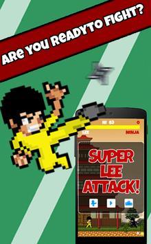 Super Lee Attack! poster