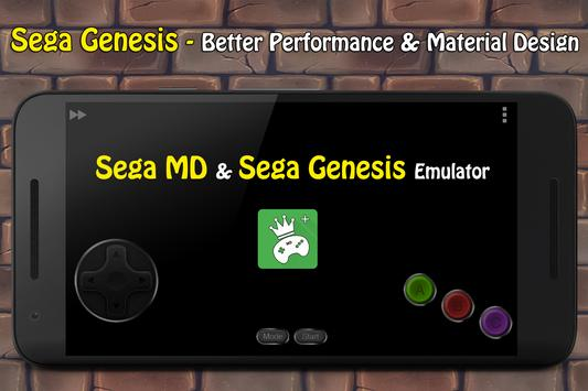 sega genesis emulator android multiplayer