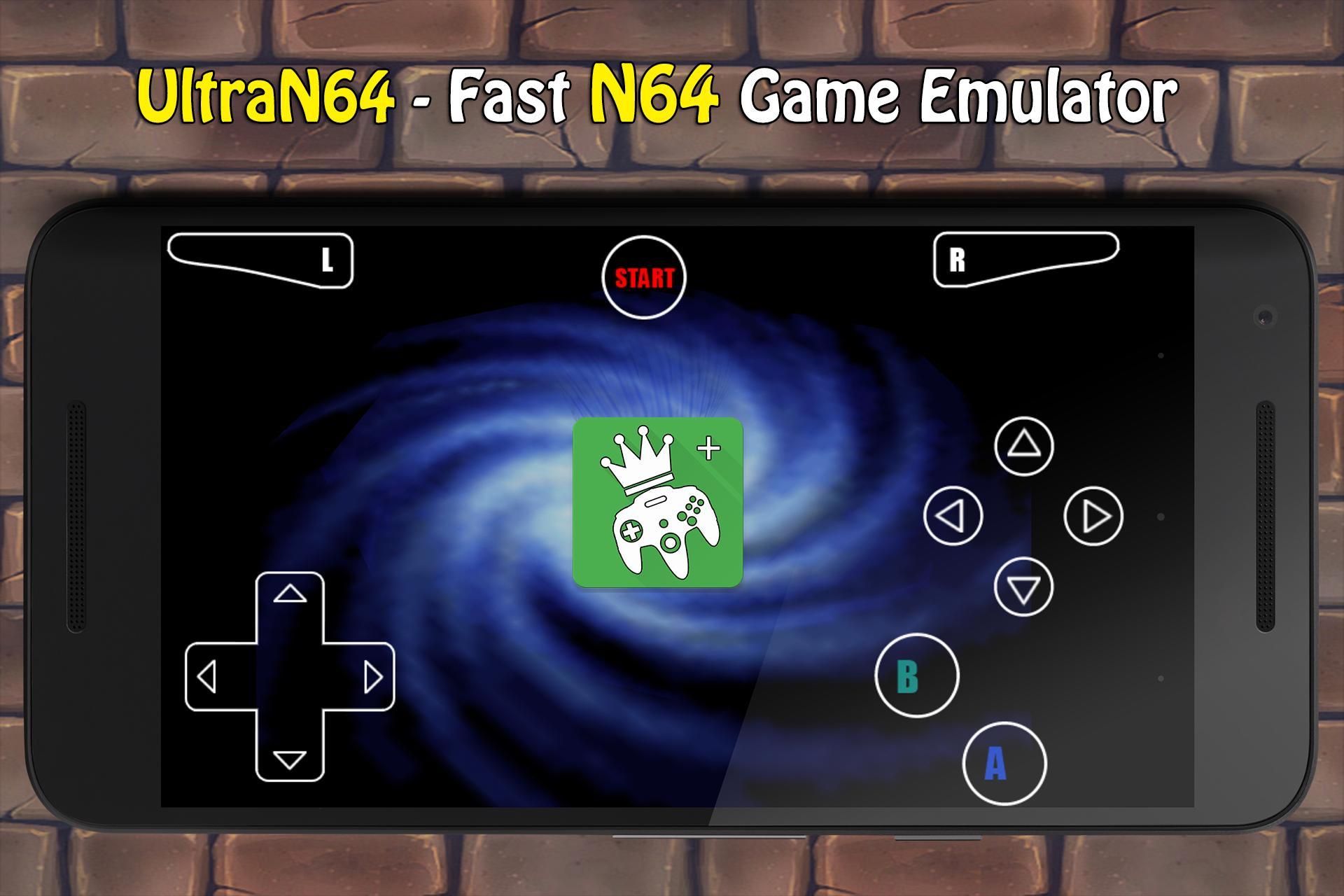 download n64 emulator android apk