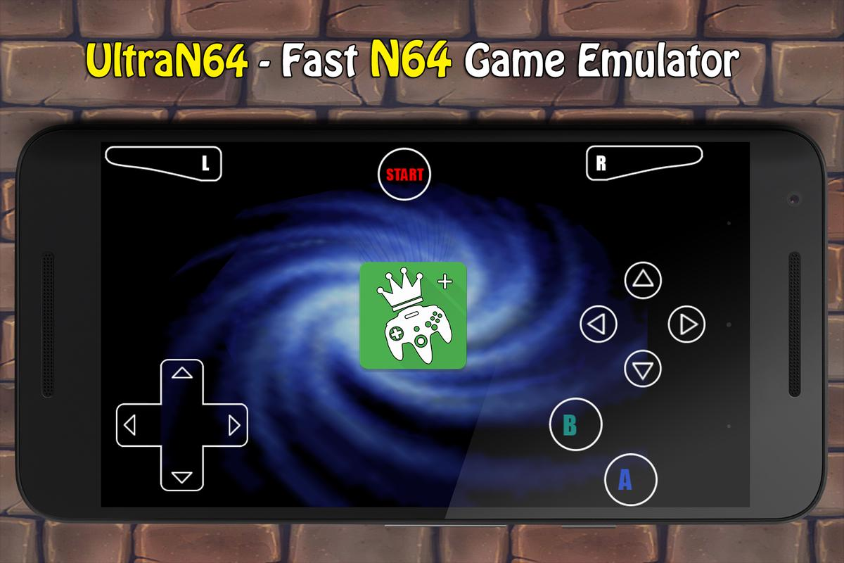 UltraN64 ( N64 Emulator ) for Android - APK Download