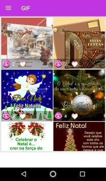 Feliz Natal - Mensagens e Gifs screenshot 3