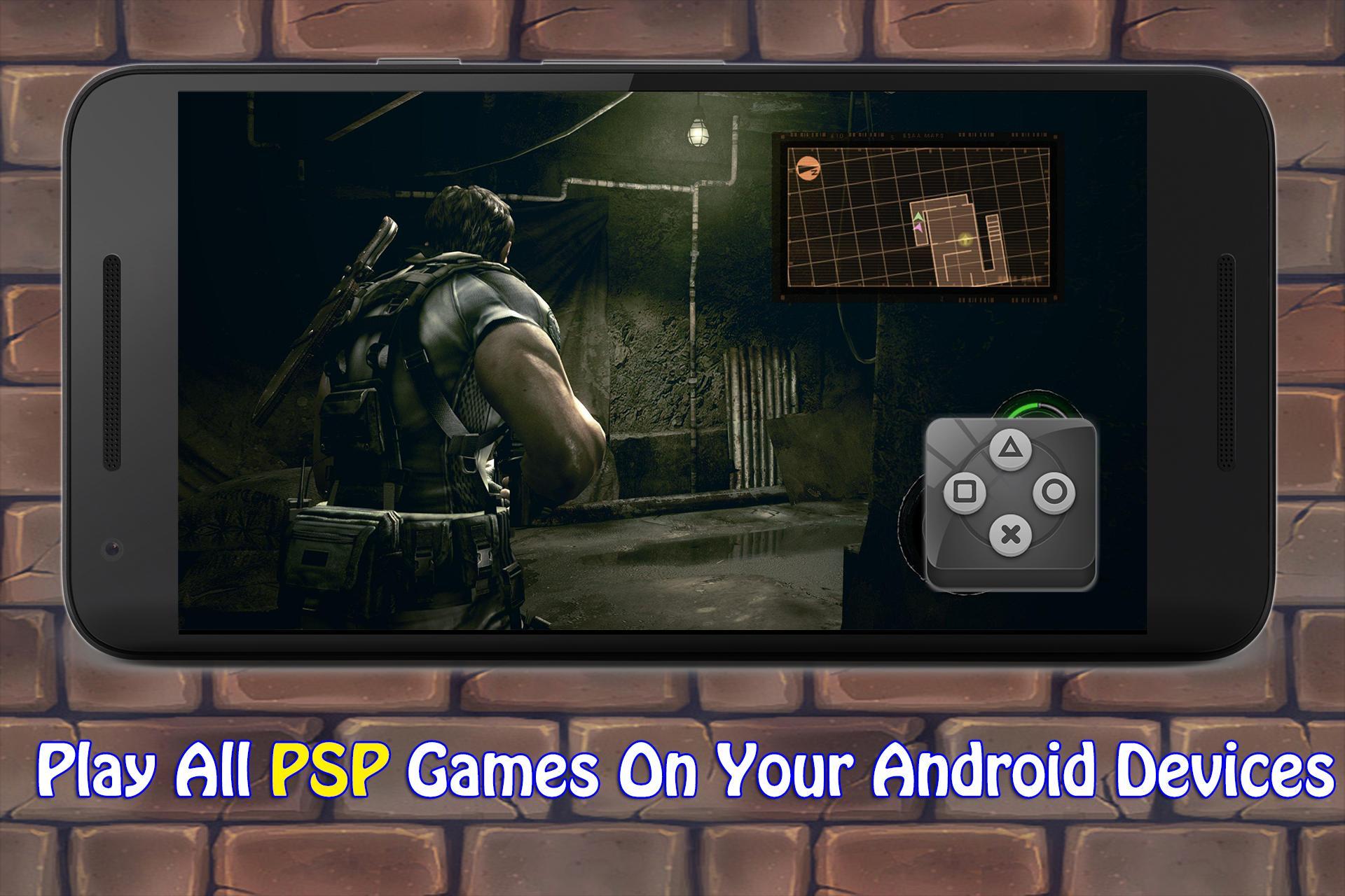 UltraPSP ( PSP Emulator ) for Android - APK Download
