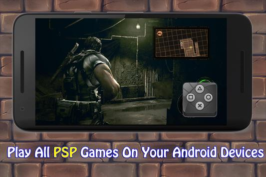 UltraPSP ( PSP Emulator ) apk screenshot