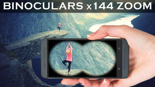 Ultra Zoom Binoculars 4K Camera 1 0 (Android) - Download APK