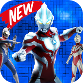 Hero Ultraman Nexus Guide icon