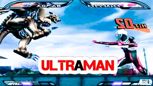 Hero Ultraman Nexus Guide apk screenshot