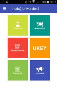 Uludağ Student Information System poster