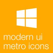 Modern UI Metro Icons icon