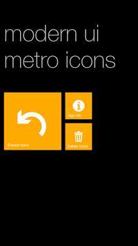 Modern UI Metro Icons poster