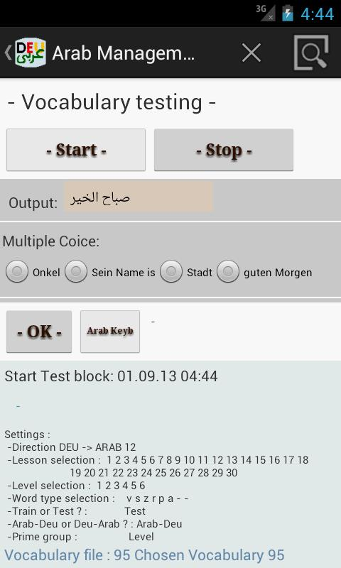 Arabische Vokabeln Lernen For Android Apk Download