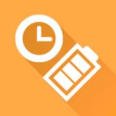 풀스크린 시간 및 배터리 표시기/위젯(게임시계) icon