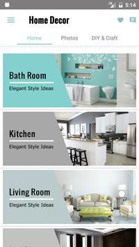 Home Decor poster
