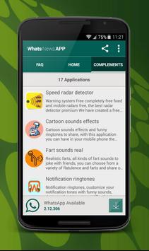 Update for WhatsApp apk screenshot