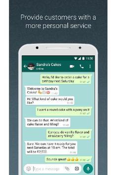 New WhatsApp Messenger screenshot 2